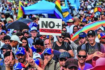 Llaman a movilización contra el Gobierno de Nicolás Maduro