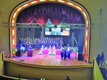 Universidad Privada Domingo Savio gradua a 195 nuevos profesionales