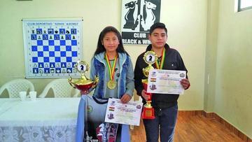 Potosinos clasifican al Panamericano de ajedrez