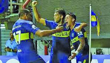 Boca acaricia un nuevo título en Argentina