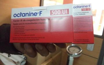 Dotan de medicamentos a pacientes con hemofilia en el Departamento