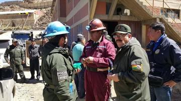 Fallece el décimo minero, víctima de explosión en la mina Huanuni
