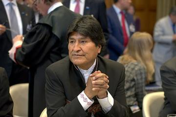 Encuesta: la aprobación de Evo Morales llega al 48 por ciento