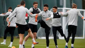 Liverpool recibe a Roma