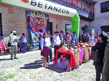 Betanzos invita al festival de la papa