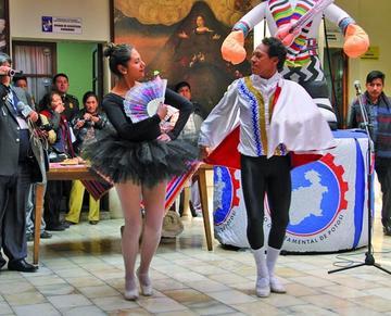 Esta noche comienza el III Festival por el Día Internacional de la Danza