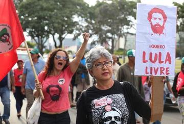 El PT mantiene a Lula como su candidato presidencial de Brasil