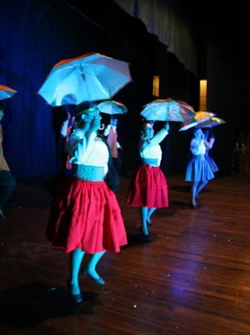 Comienza el  festival de homenaje a la danza