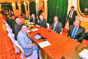 Presidente Morales convoca a gabinete ampliado por el Silala