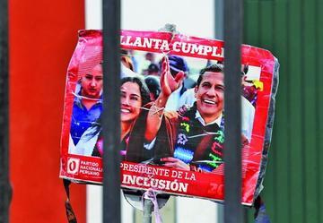 Expresidente Humala saldrá de prisión por una decisión judicial