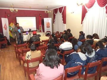 Se cumplió seminario sobre la situación del patrimonio