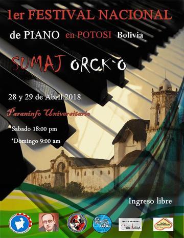 Esta noche inicia el primer Festival Nacional de Piano