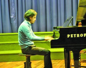 Maestros ofrecen recital en el primer Festival del Piano