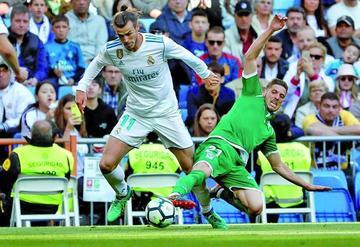 Real Madrid vence a Leganés