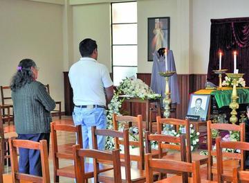 García Meza se lleva a su tumba datos de los restos de Marcelo