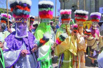 """Gestionan para que la Unesco declare """"patrimonio"""" a la fiesta de San Roque"""