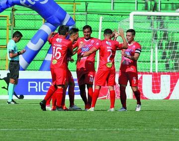 Destroyers pasa de fase con un empate ante Guabirá