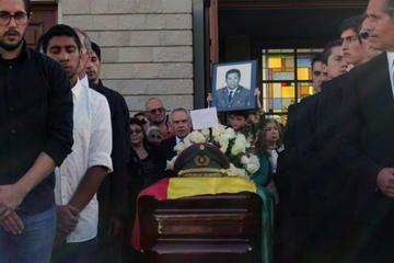 Abogado pide dejar descansar en paz a Luis García Meza Tejada