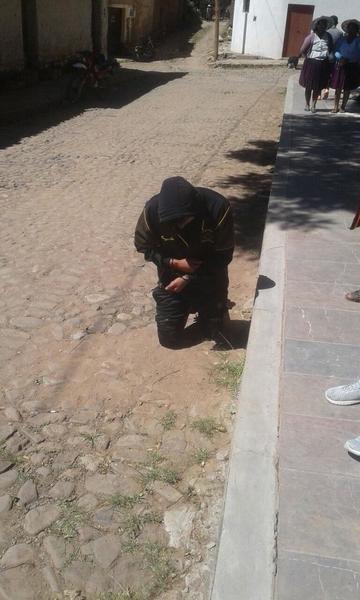 Policía es encarcelado porque intentó violar a una turista francesa