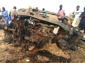Dos atentados explosivos dejan 60 personas muertas en Nigeria