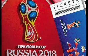 Se acaban entradas en 9 sedes del Mundial