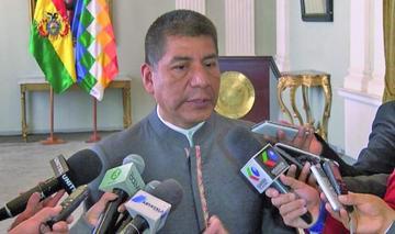 Bolivia espera comunicación oficial CIDH sobre ejecución