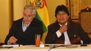 Evo Morales percibirá un sueldo de Bs 24.251 con el alza salarial