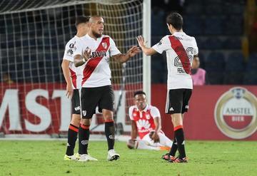 River Plate se clasifica a los octavos de final