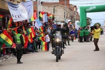 Ecuador será parte del Dakar 2019