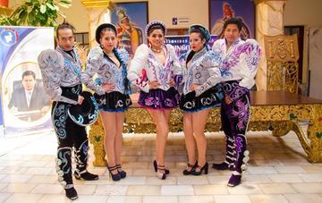 Invitan a bailar en la Domingo Savio