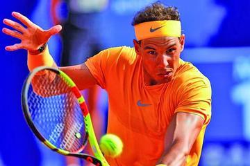 Nadal espera rival en el Madrid Open