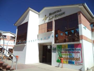 Alcaldía elabora proyecto para ampliar el Hospital San Roque