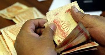 El Estado erogará Bs 104.9 MM al mes para cumplir con alza salarial