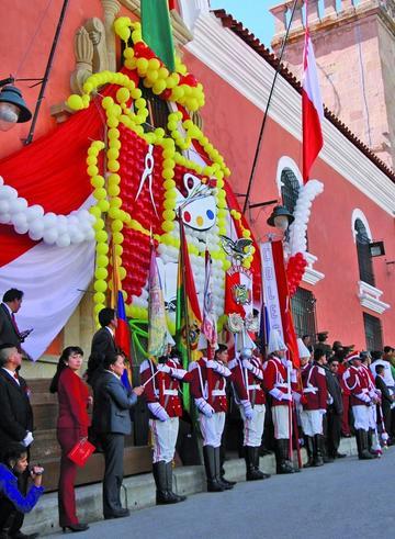 El Colegio Pichincha celebra 192 aniversario