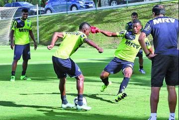 Atlético Mineiro y San Lorenzo buscan su clasificación