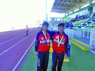 Potosí logra sus primeras medallas en los Juegos Transandinos