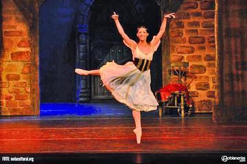 Elisa Carrillo presenta un festival por el baile