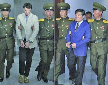 La liberación de tres retenidos acerca a EE.UU. y Corea del Norte
