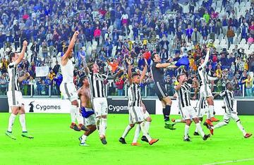 Juventus se corona campeón