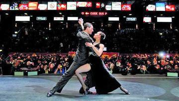 Se inaugura el concurso de tango en Buenos Aires