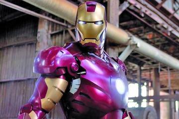 Denuncian el robo de la emblemática armadura roja y dorada de Iron Man