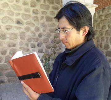 Escritor potosino será reconocido
