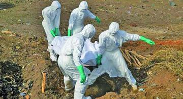 OMS se prepara ante el peor escenario por rebrote de ébola