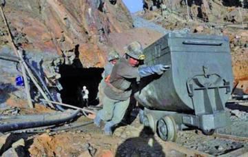 Las regalías mineras suben 35,8 por ciento en el primer bimestre