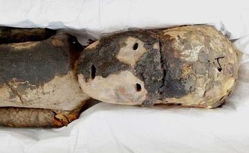 Exhiben en Costa Rica las copias de momias antiguas