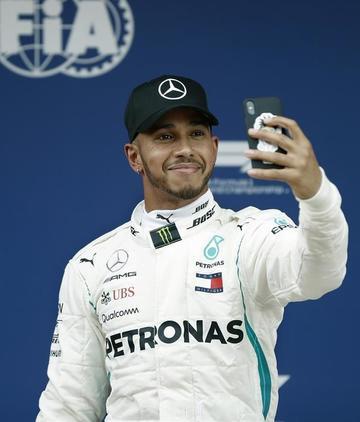 Hamilton saldrá primero en el Gran Premio de España