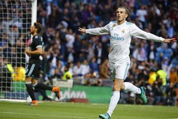 Real Madrid golea 6-0 a Celta de Vigo