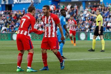 Atlético de Madrid acaba con la ilusión europea de Getafe