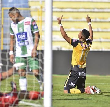 El Tigre se inscribe en las semifinales