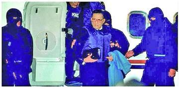 Al Estado le costó $us 250.000 la extradición de Luis García Meza